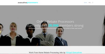 rebate processor jobs